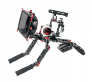 Sony A7RII CAME-TV Camera Rig Mattebox Shoulder Support Kit